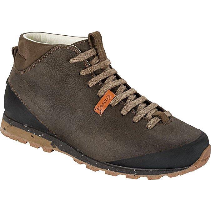 Aku Bellamont Kahverengi Yüksek Mıd Plus Ayakkabı A501095