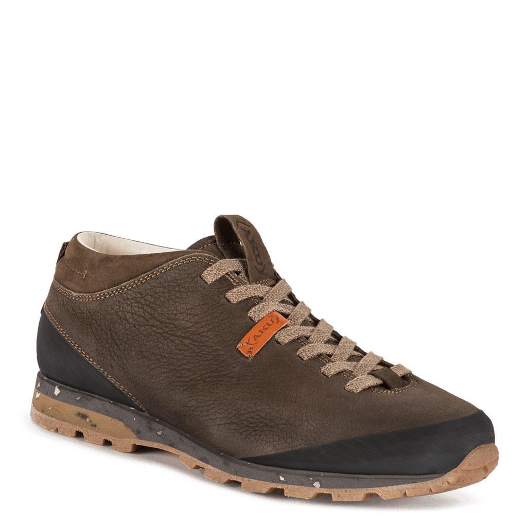 Aku Bellamont Plus Kahverengi Nubuk Deri Ayakkabı A500095
