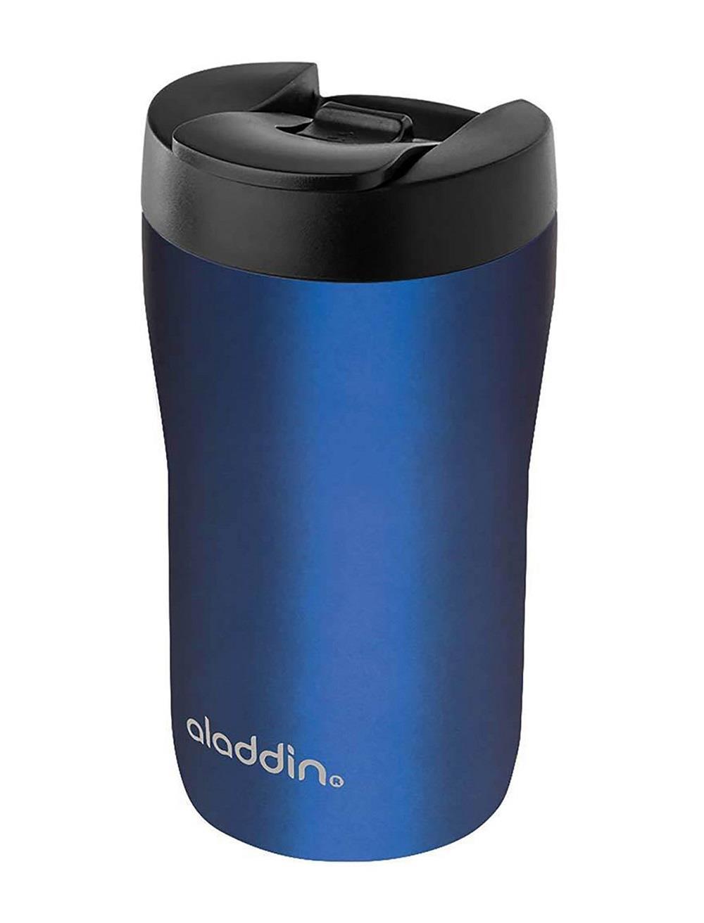 Aladdin 0.25L Latte Mug Blue Leak-Lock TM