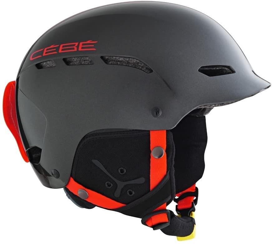 Cebe Dusk Re. AD Black Red Orta Boy( 55-58 cm ) Kask