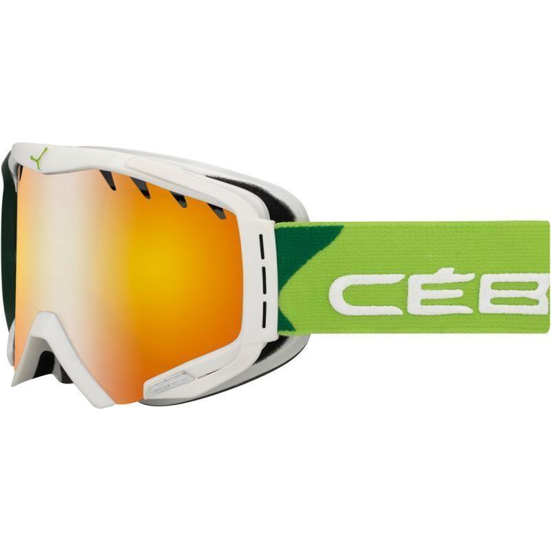 Cebe Hurricane Kayak Snowboard Gözlük L Yeşil Wood Orng Flsh Cbg39