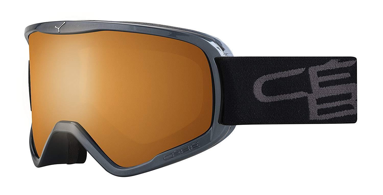 Cebe Razor Kayak Snowboard Gözlük L Grey Oranj Cbg63