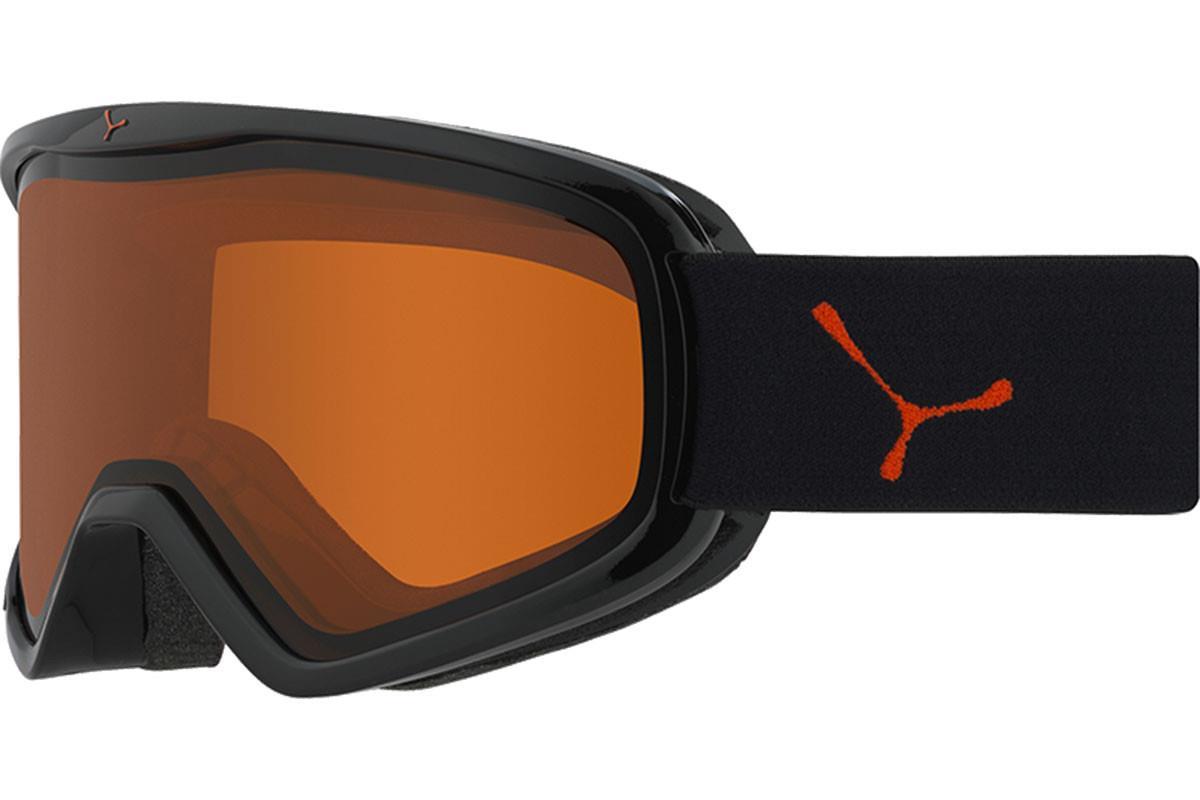 Cebe Razor Kayak Snowboard Gözlük L Siyah & Kırmızı Oranj Cbg105