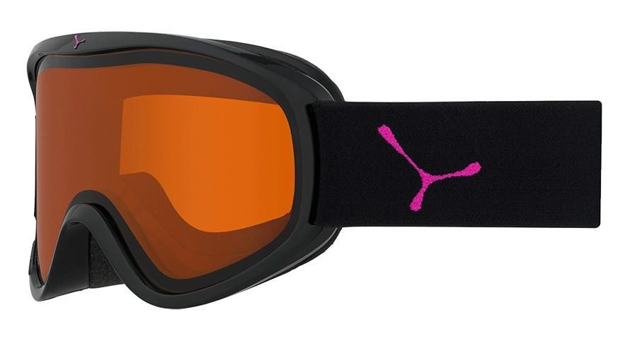 Cebe Razor Kayak Snowboard Gözlük M Siyah & Pınk Oranj Cbg106