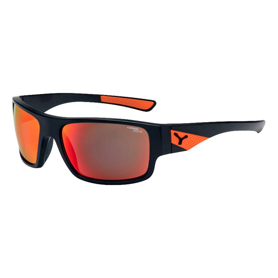 Cebe Whısper Matt Black Orange 1500 Grey Pc Ar Red Flash Mirror Cat.3 Cbwhisp5