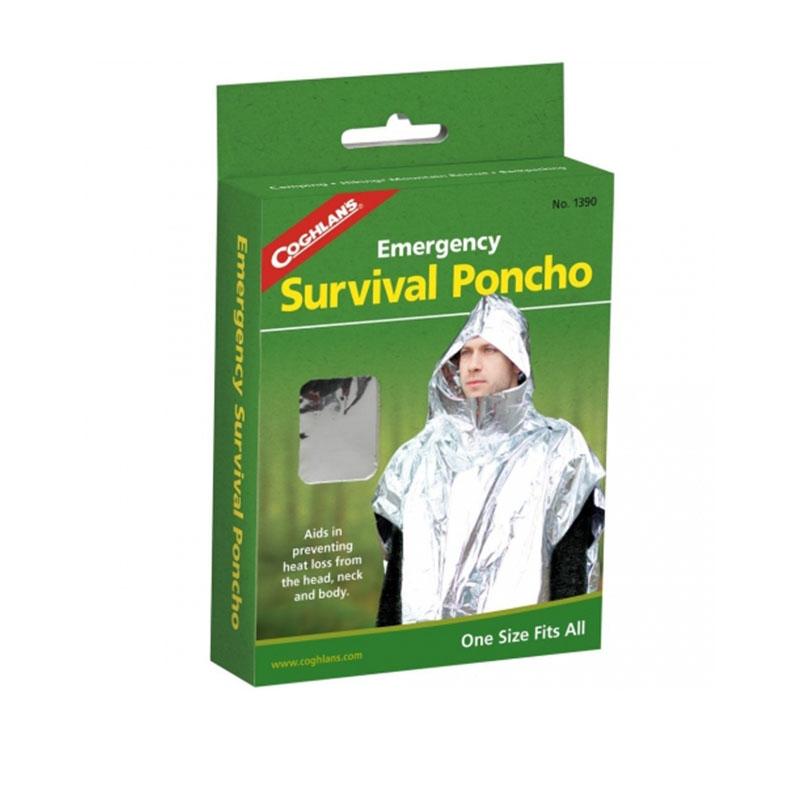 Coghlans Emergency Survival Alu. Panço C-1390