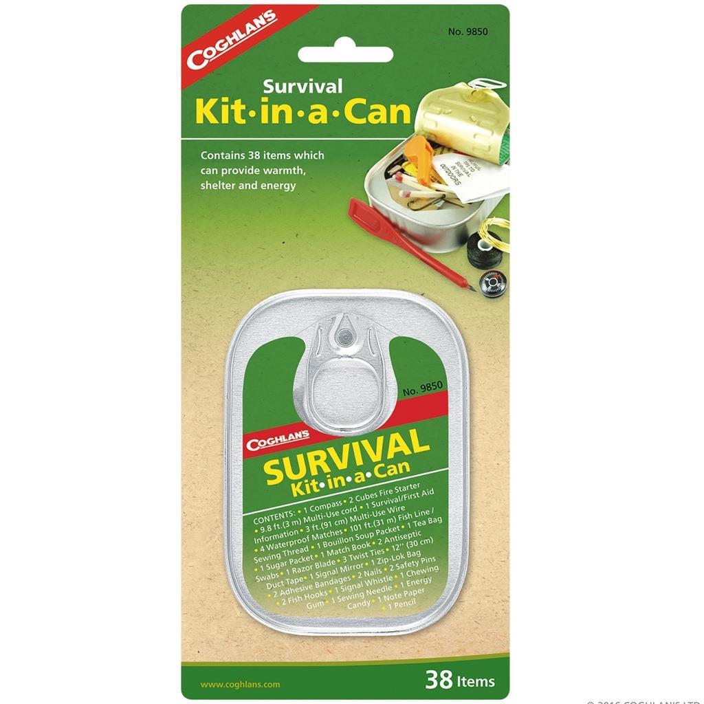 Coghlans Survival Acil Durum Kutusu C-9850