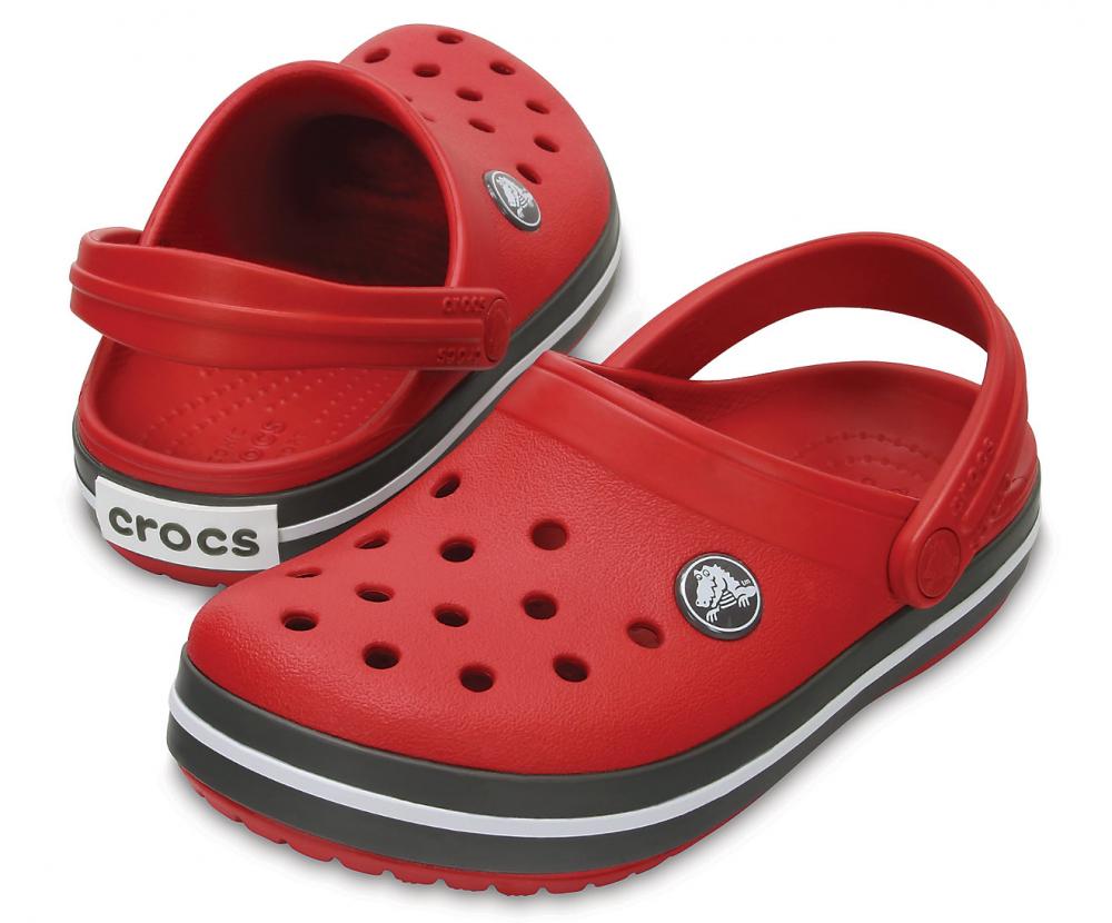 Crocs Crocband Çocuk Kırmızı CR0147-6IB