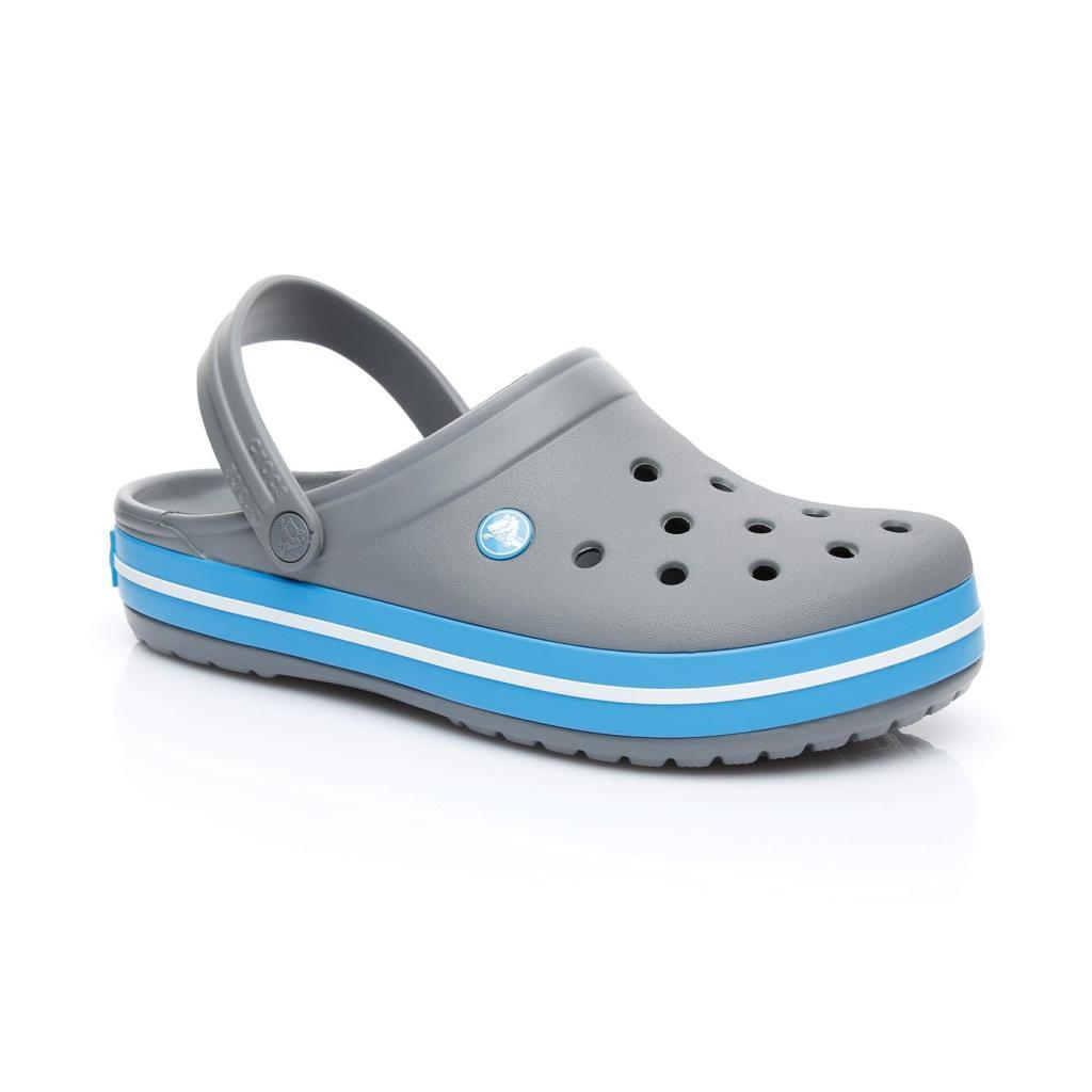 Crocs Crocband Unisex Gri-Mavi CR0007-07W