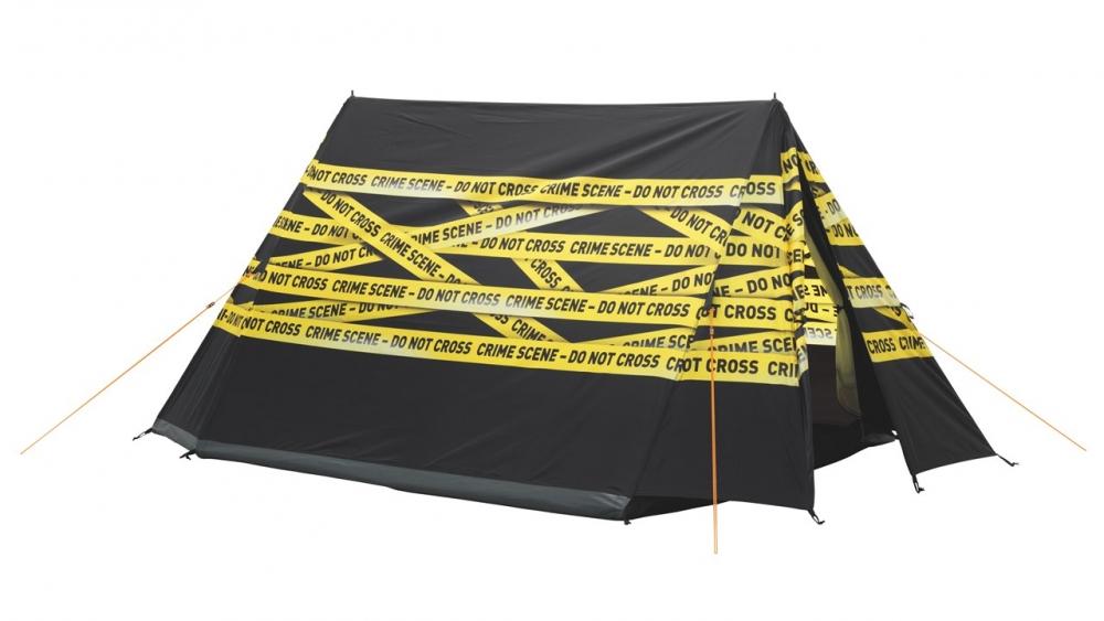 Easy Camp İmage Crime Suç Mahalli İki Kişilik Çadır Eca120177
