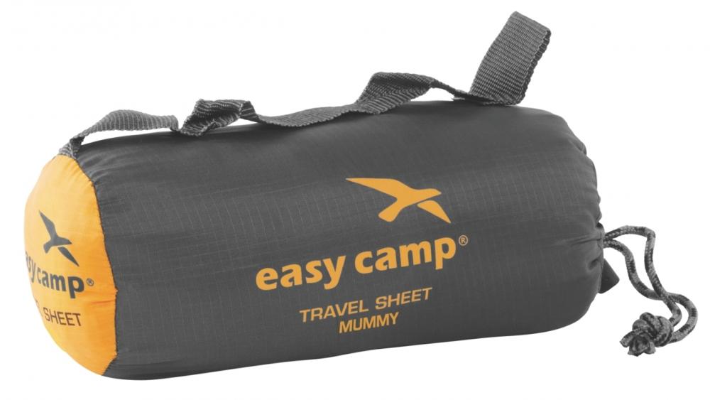Easy Camp Travel Sheet Mumya Tipi Uyku Tulumu Kılıfı ECA340693