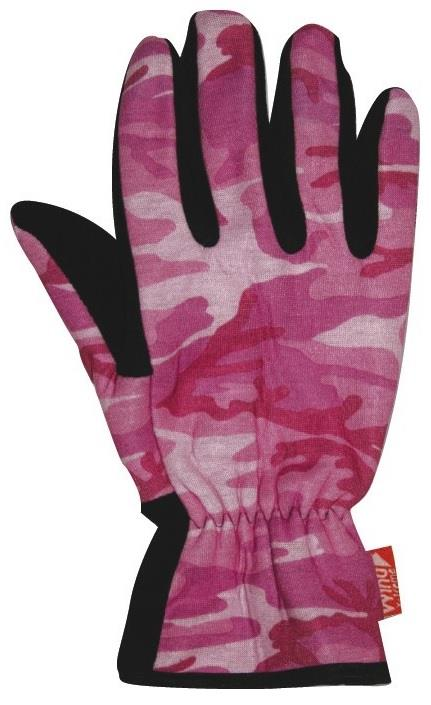Glove Camouflage Pink Medium Wdg168/M