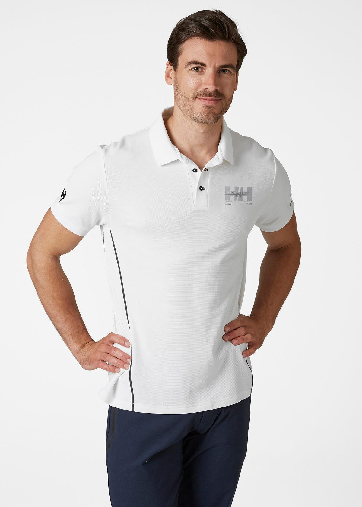 Helly Hansen Hh Hp Racing Polo Erkek T-Shirt / Polo T-Shirt
