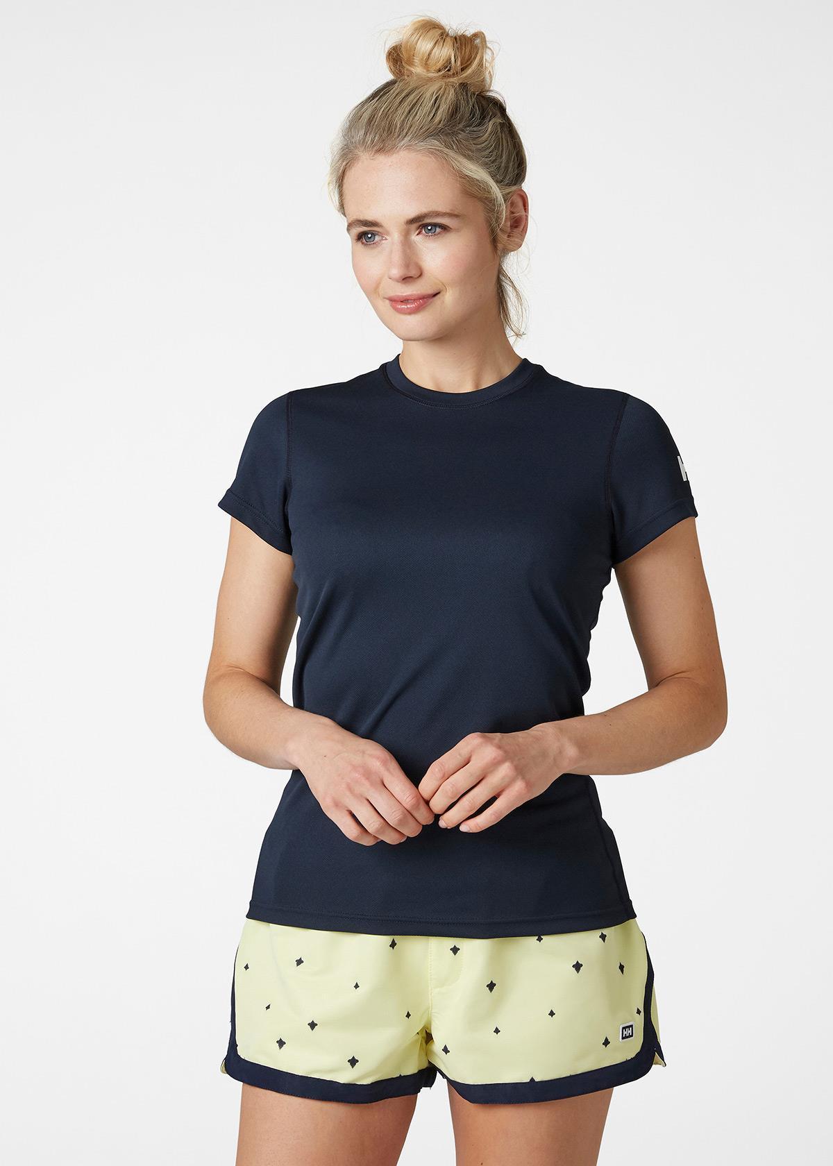 Helly Hansen Hh W Hh Tech T-Shirt Kadın Termal İçlik