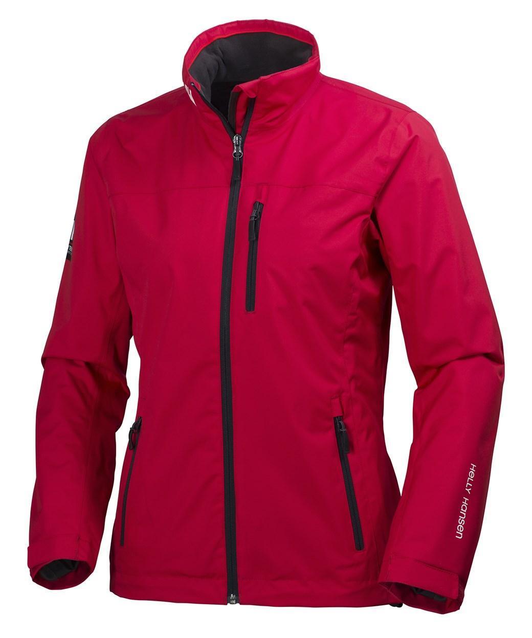 Halley Hansen HH W Crew Mıdlayer Jacket