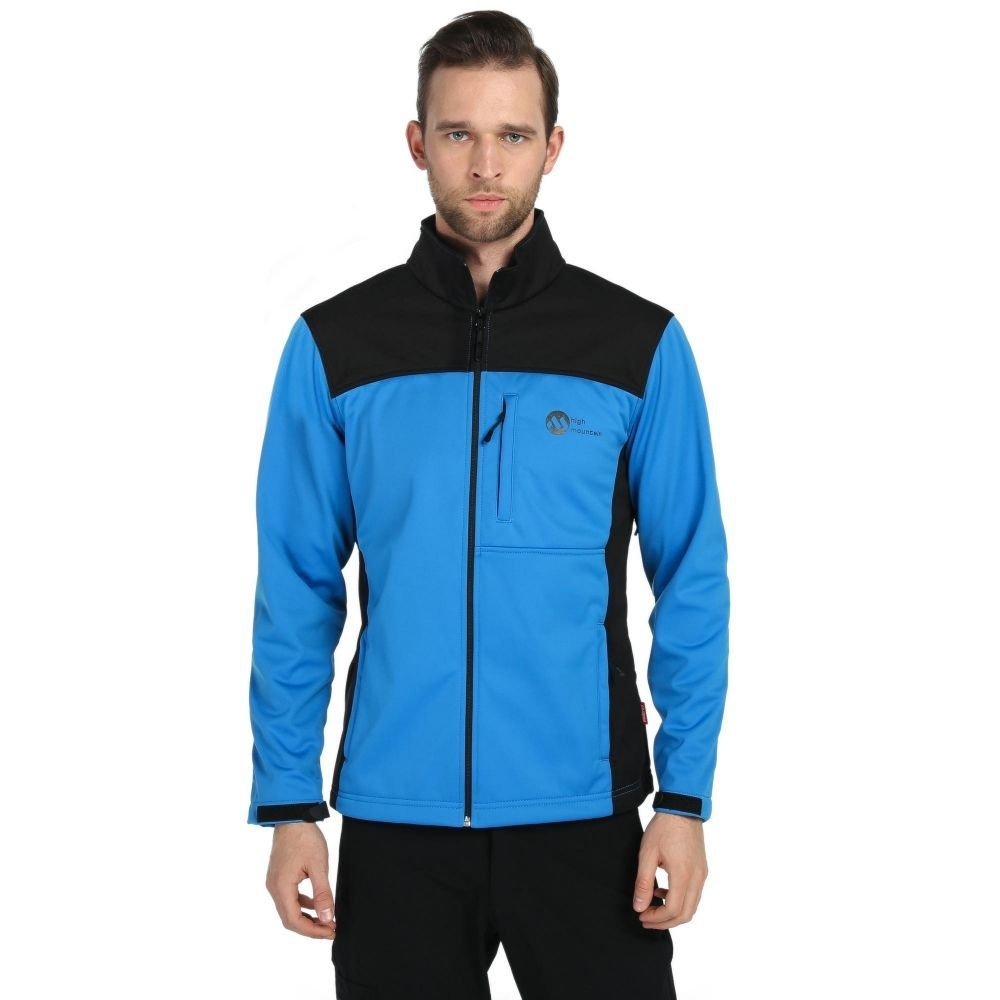 High Mountain Ushba Softshell Ceket Drk0034