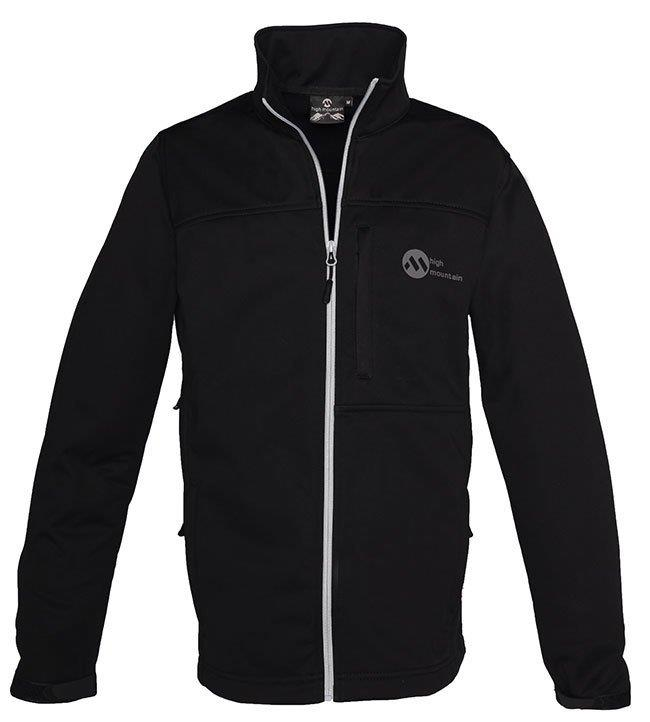 High Mountain Ushba Softshell Ceket Drk0034 D34