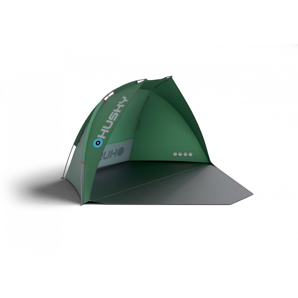 Husky Blum Yeşil 2 Kişilik Çadır HUS.CAM1H0-8267.000