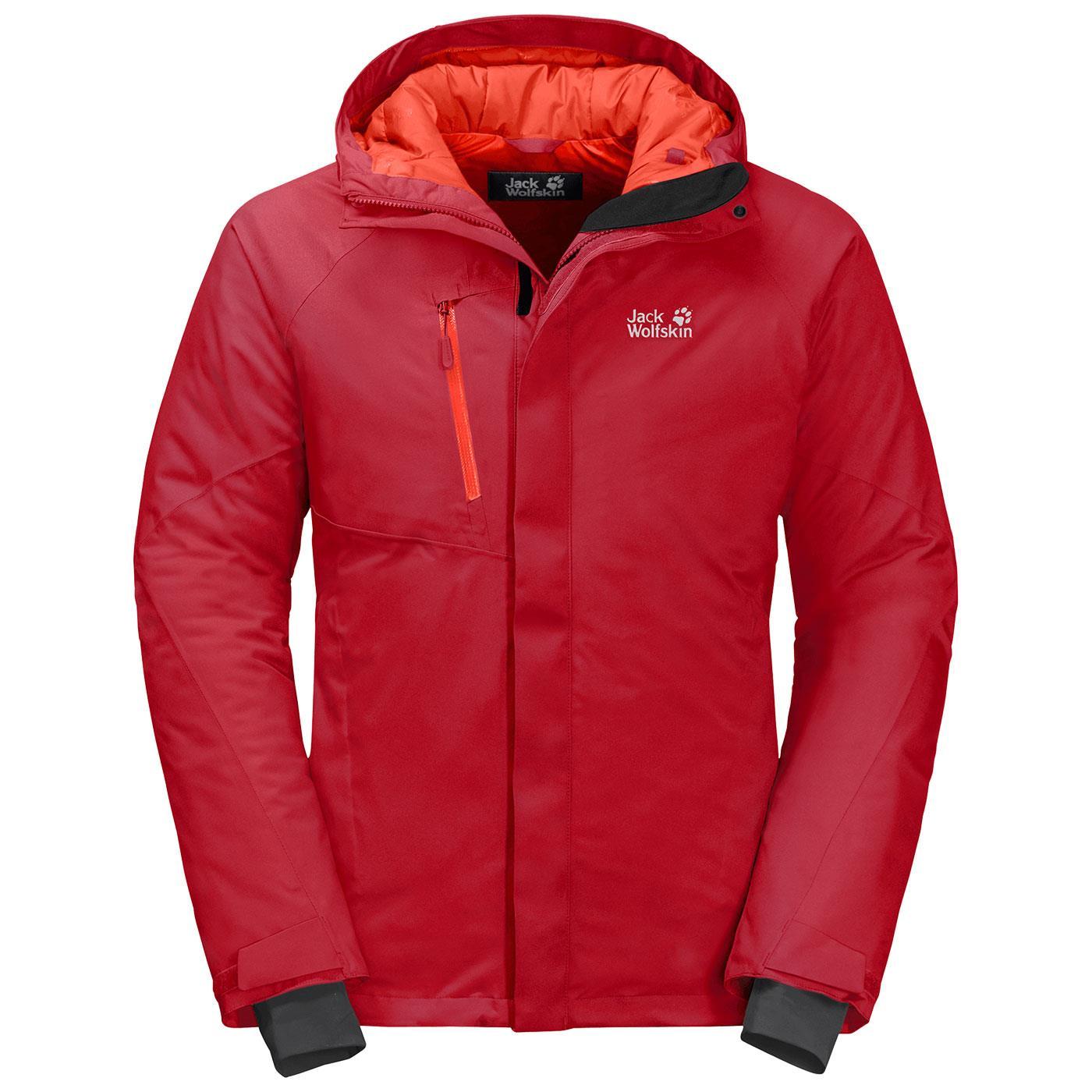 Jack Wolfskin Troposhere Jacket M Erkek Ceketi JCK1111711-2102