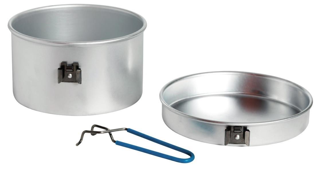Laken Alüminyum 1.25L Pişirme Seti Lklp1