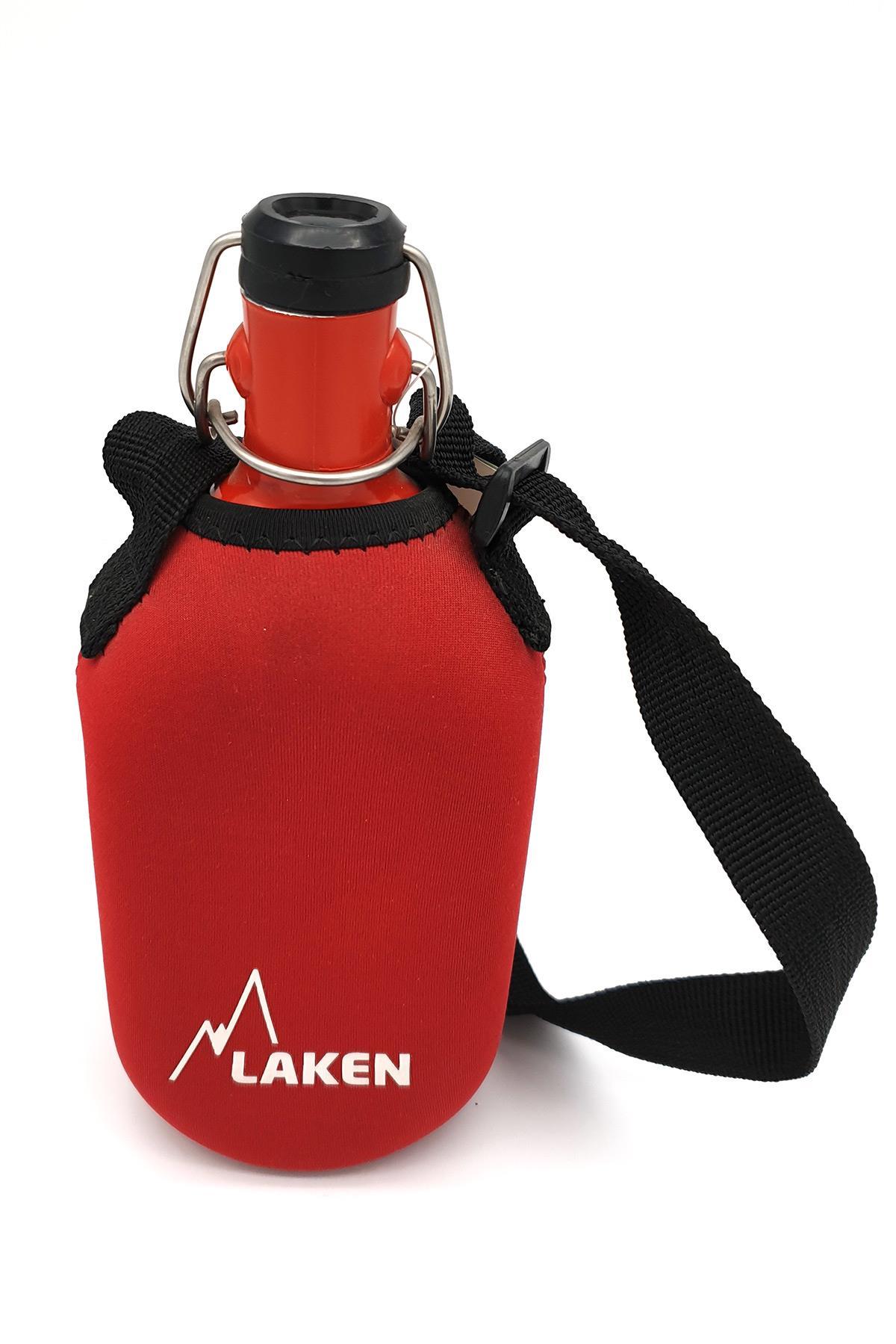 Laken Alüminyum Cuadrada Sise+Nprn Kılıflı 1L Kırmızı Lk91Fr