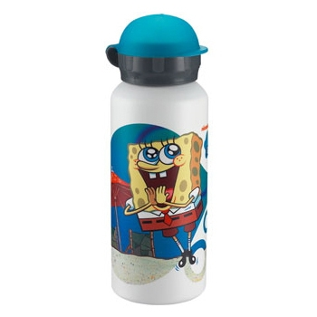 Laken Alüminyum Hit Sponge Bob Şişe 0,45L Playa\