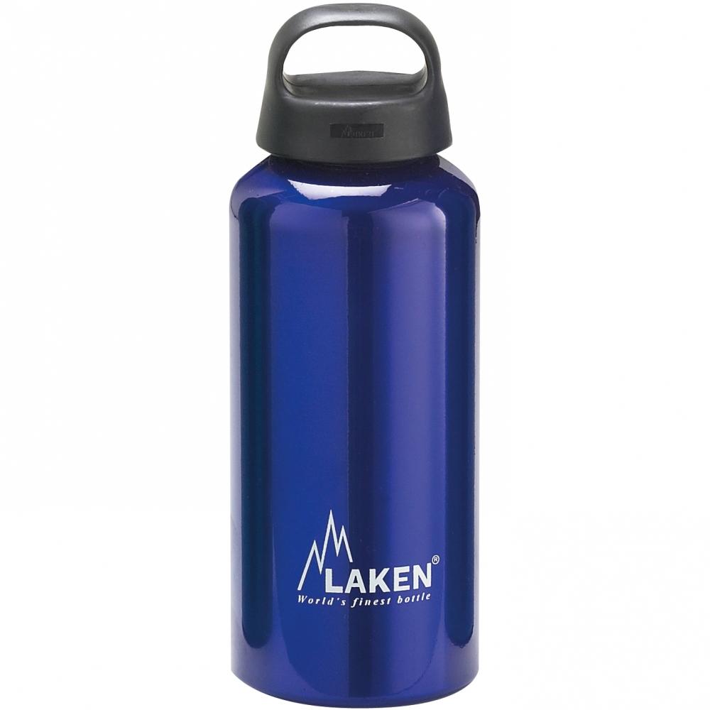 Laken İspanya Üretimi Alüminyum Klasik Şişe 0,60L Lila Lk31-L