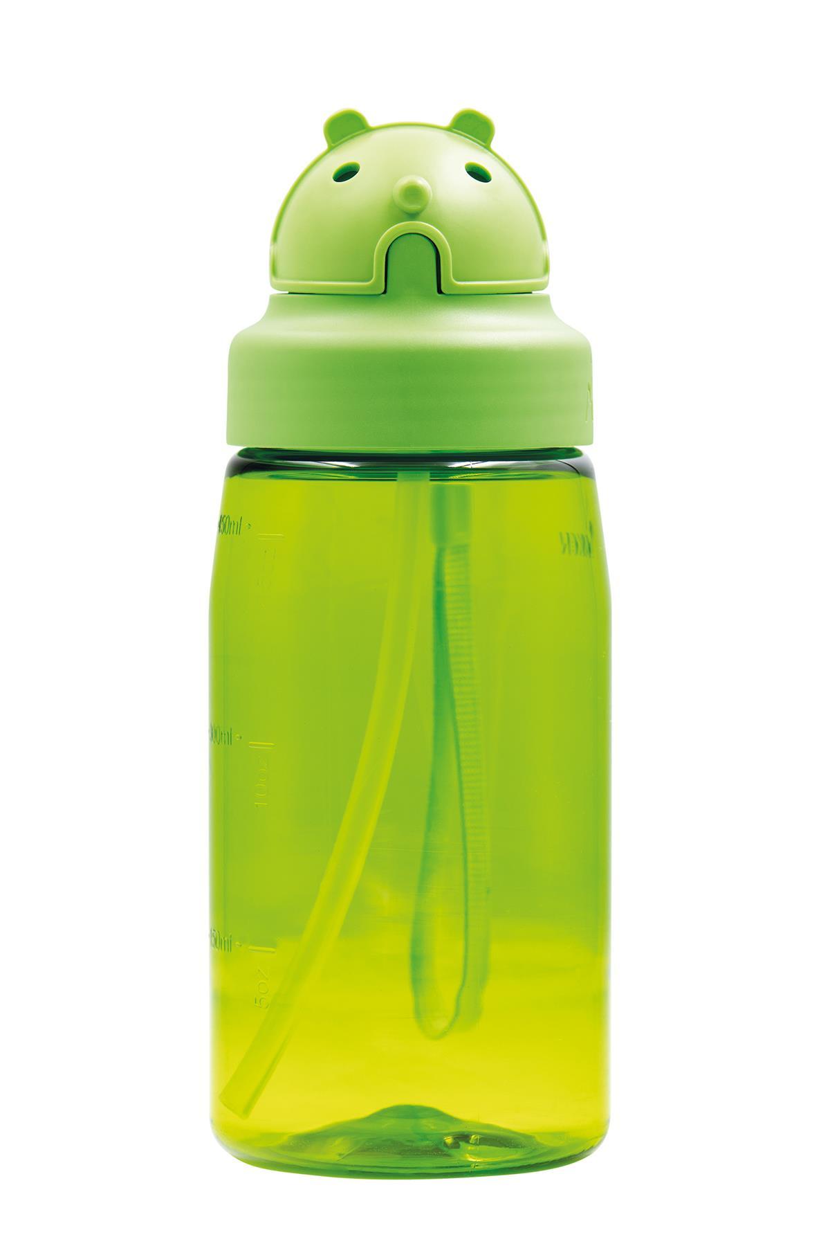 Laken  TRITAN BOTLLE 0,45 L. OBY CAP-GREEN