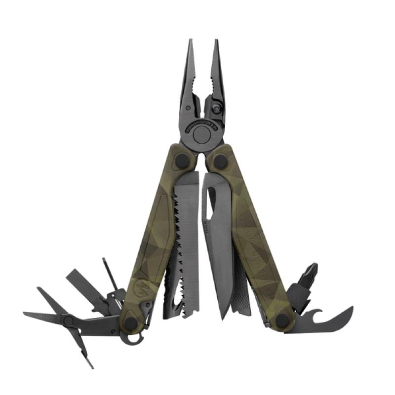 Leatherman Charge Plus Camo Box LEA832710