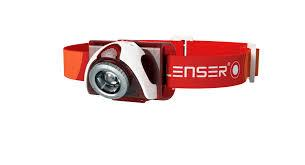 Led Lenser Seo5 Red 6106 Kafa Feneri Led6106