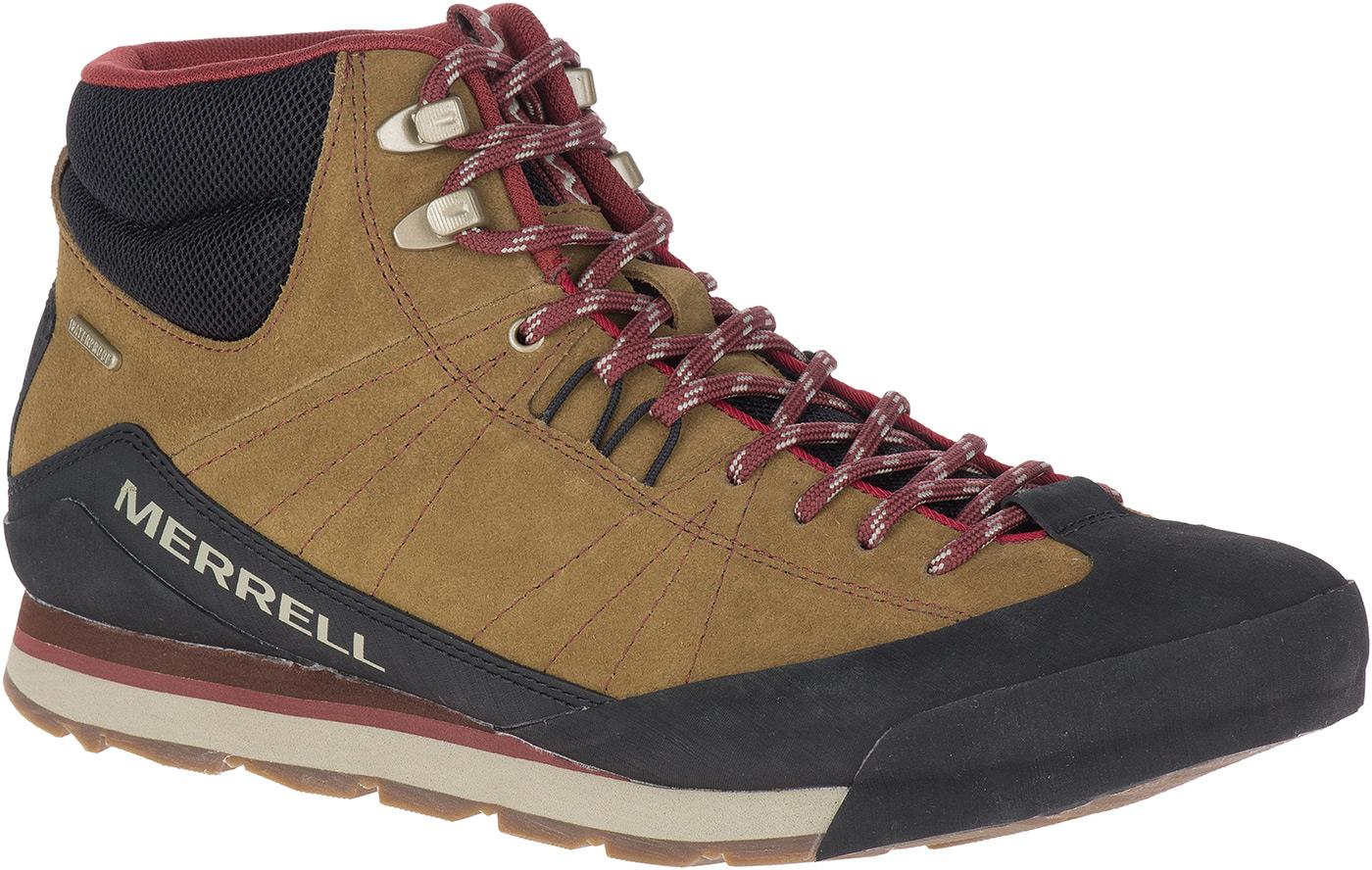 Merrel CATALYST MID SUEDE WP Erkek Bot J000973