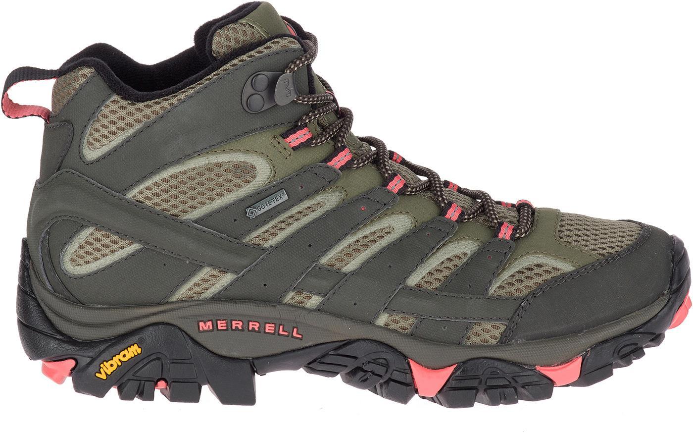 Merrel Moab 2 MID GTX Bayan Outdoor Ayakkabısı J41094