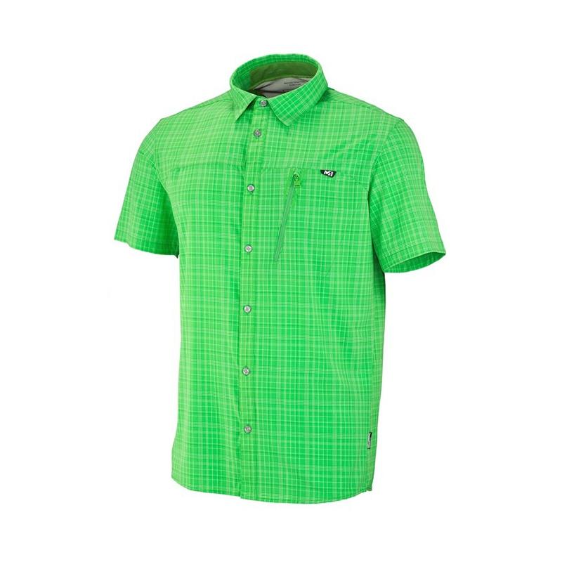 Millet Aiguilles Streç Erkek Gömleği Miv5972