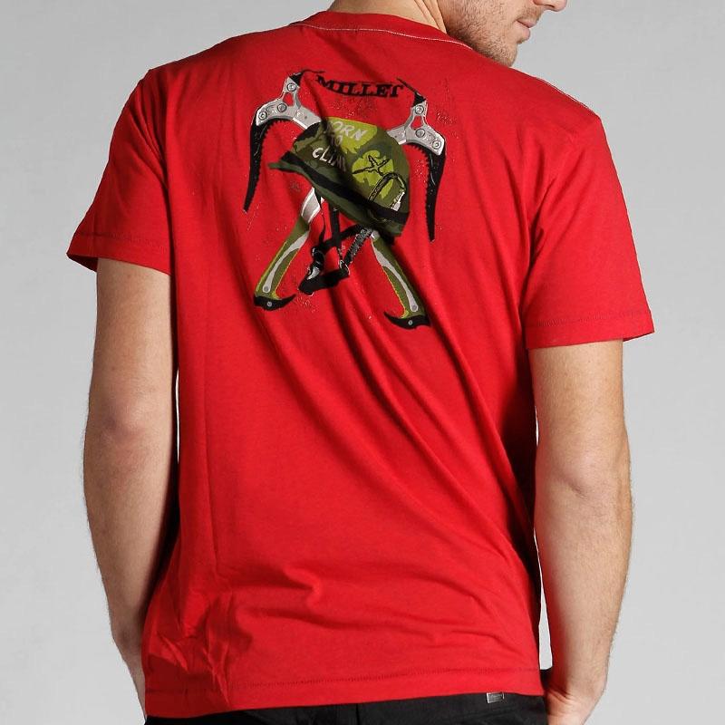 Millet Born Toclimb Tshirt Miv3707