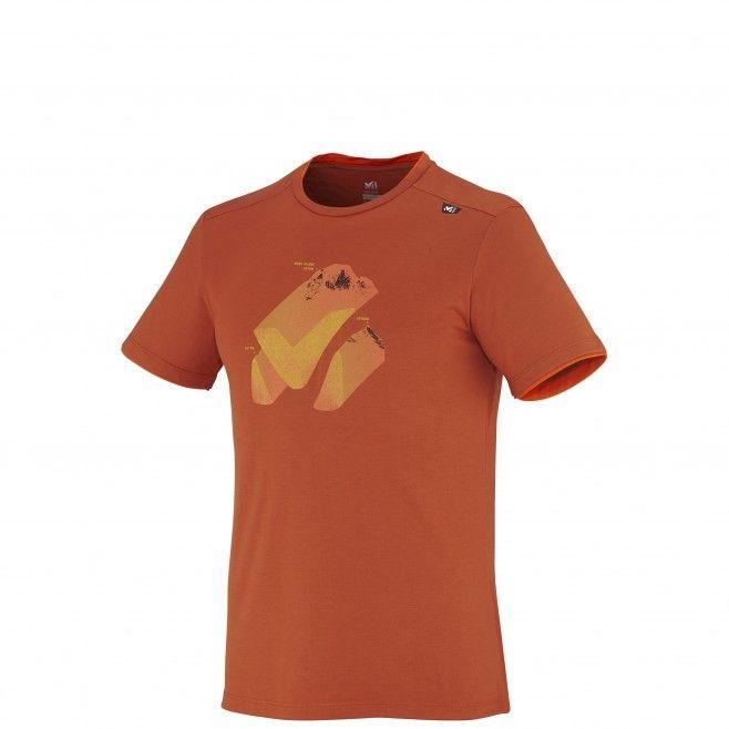Millet Monte Bianco Erkek T Shirt Miv6874