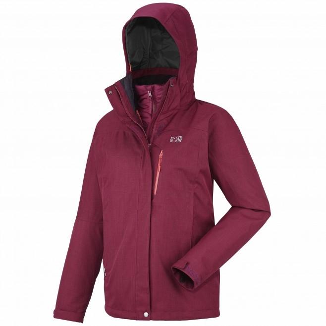 Millet Kadın Pobeda 3 in 1 İçi Çıkabilir Ceket MIV7101