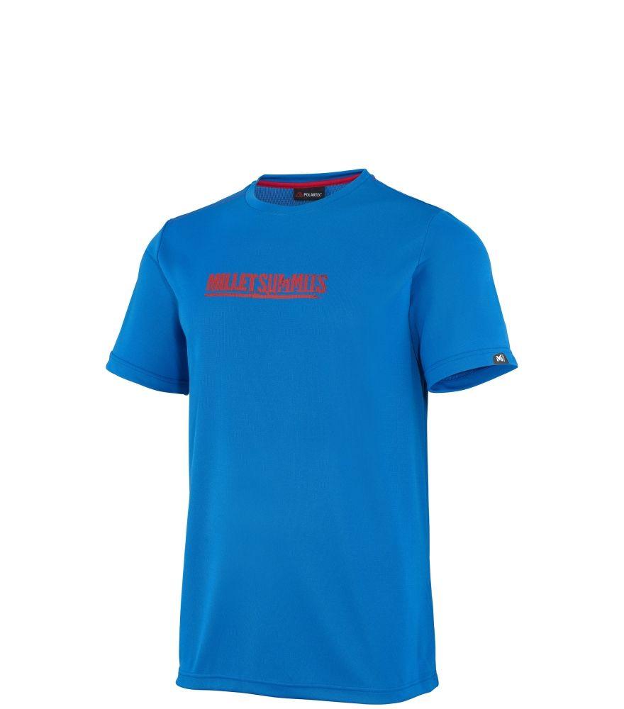 Millet Summits Erkek T Shirt Miv6542