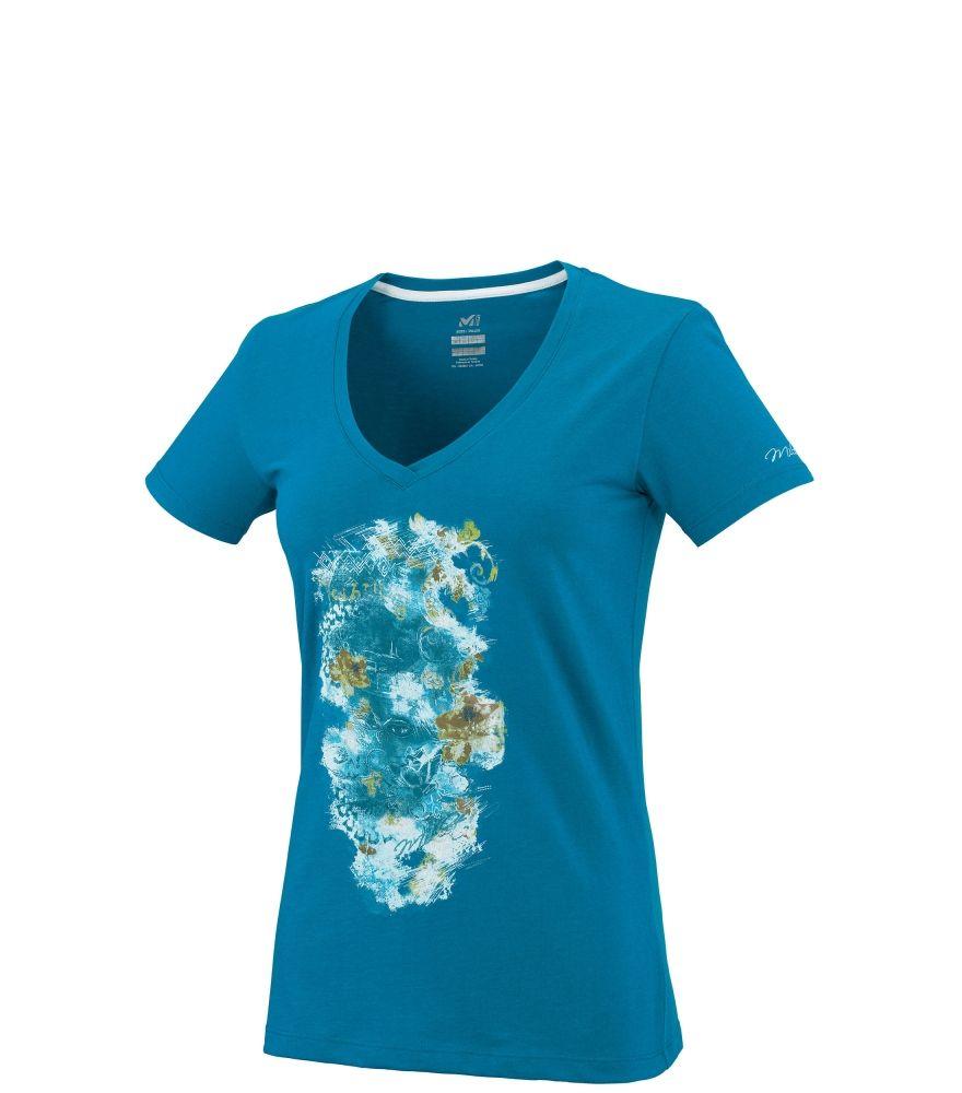 Millet Thamel Kadın T Shirt Miv6525