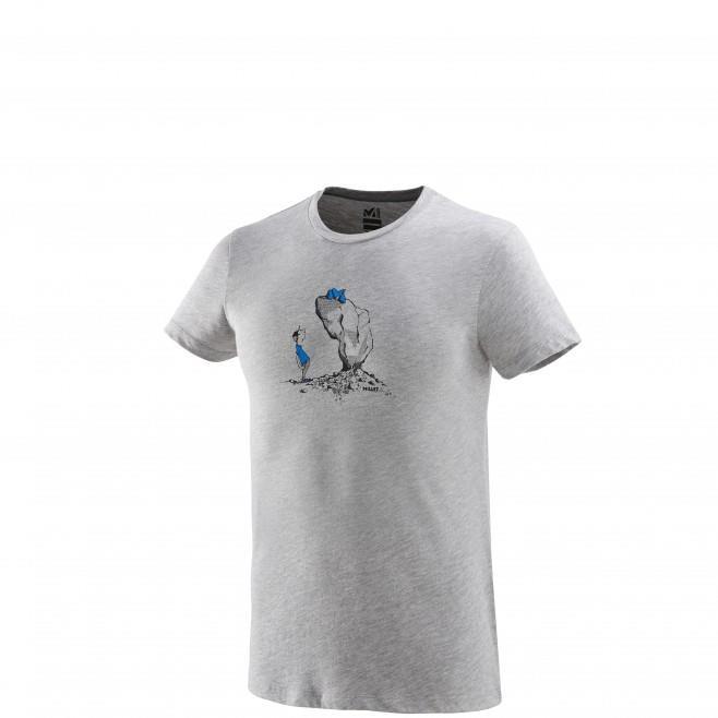 Millet Erkek Way Up Tişört Kısa Kollu Erkek Tişört