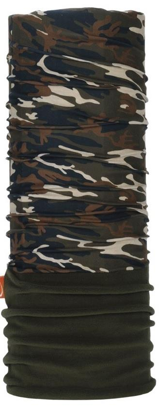 Polarwind Camouflage Kaki Bandana Wdp067