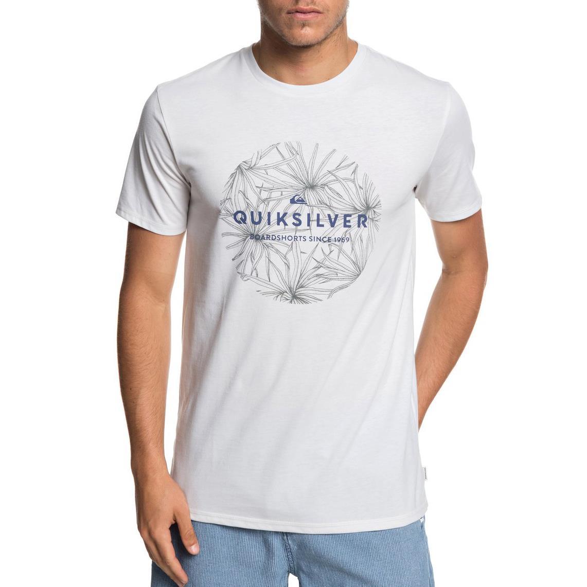 Quiksilver ClassıcBobss M TEES Erkek T-Shirt QEQYZT05278