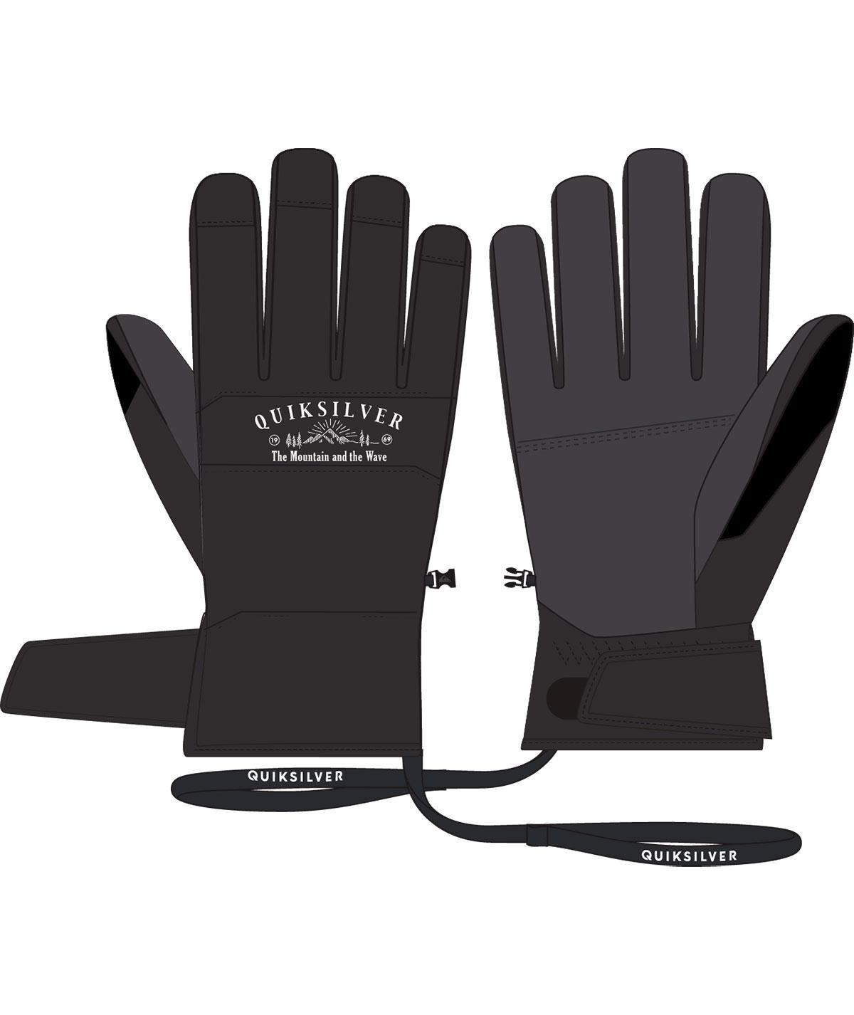 Quiksilver Cross Glove M GLOV Eldiven