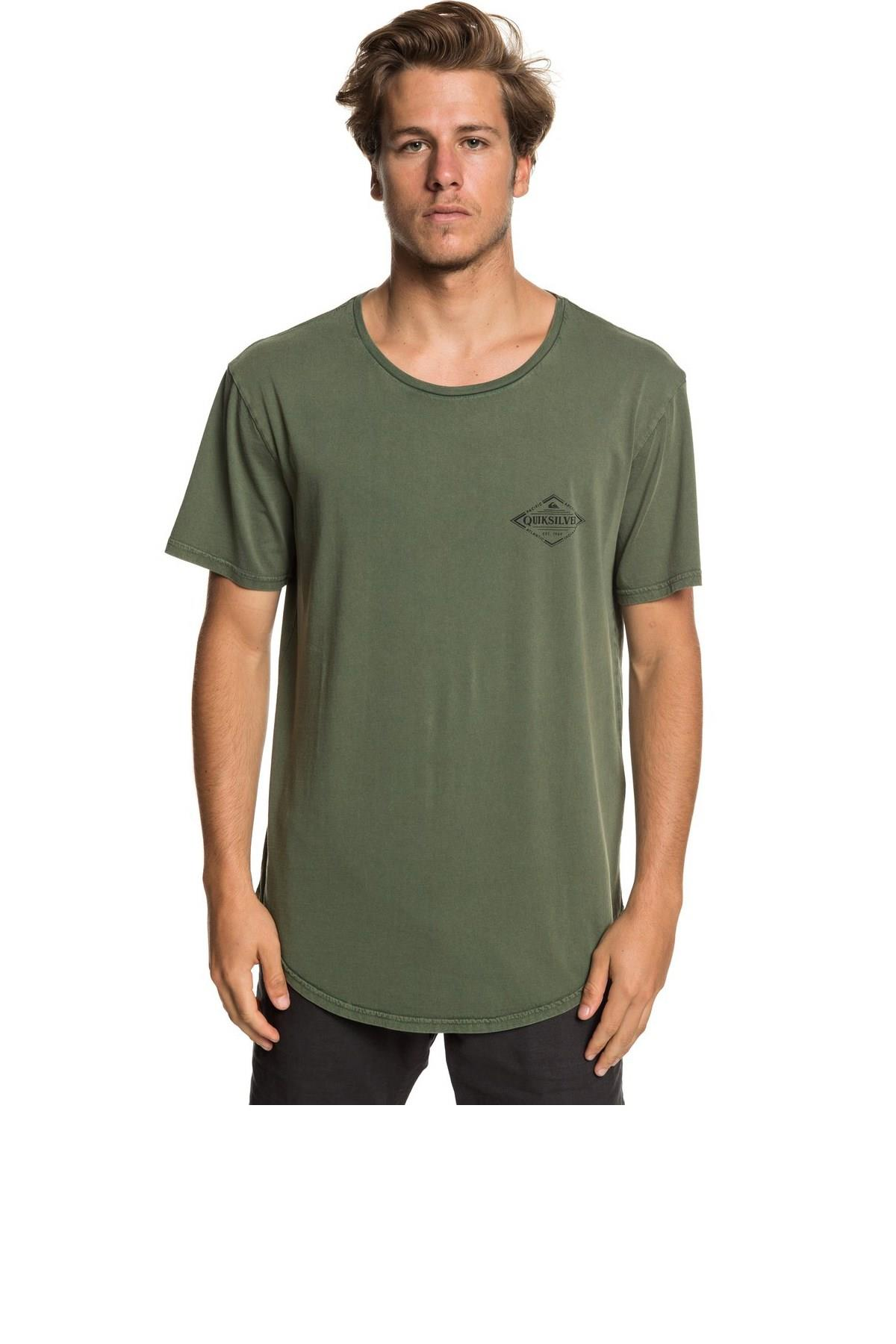 Quiksilver Diamondtailsss M Tees T-Shirt Qkeqyzt05233