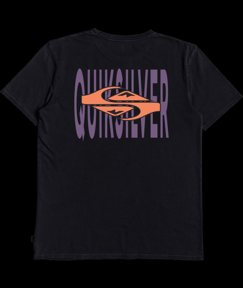 Quiksilver Eıtherwayss M TEES KVJ0 Tişört EQYZT05795-KVJ0