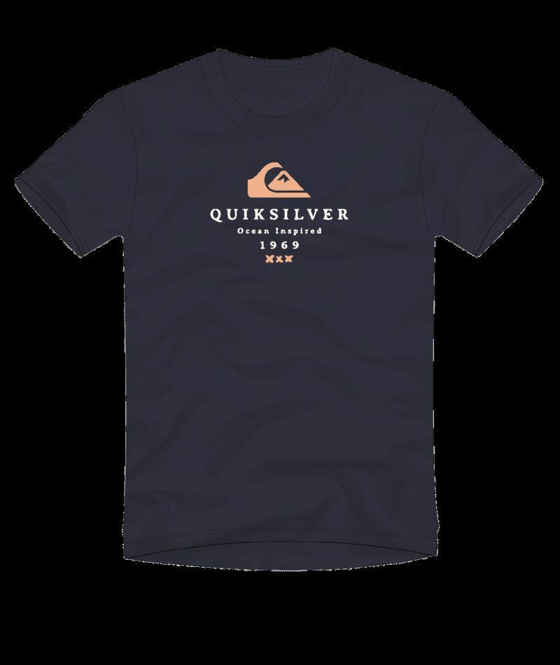 Quiksilver Fırstfıress M Tees BYJ0 Erkek Tişört EQYZT05841-BYJ0