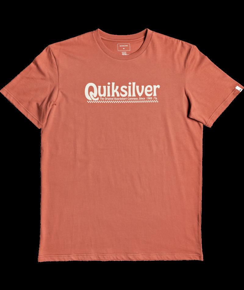 Quiksilver Newslangss M Tees Erkek Tişört  MNL0 EQYZT05754-MNL0