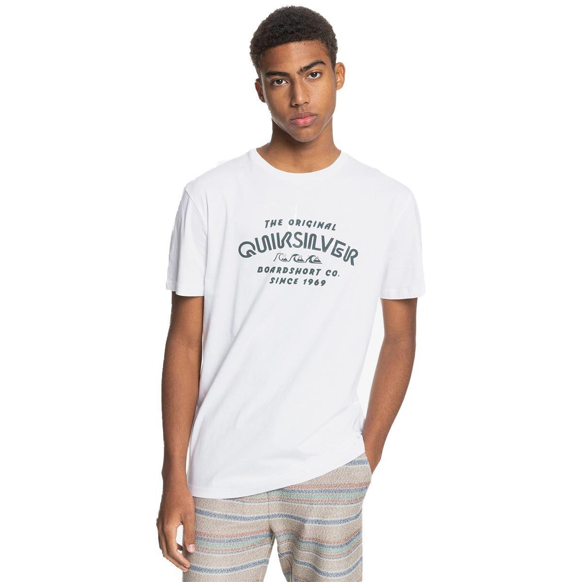 Quiksilver Wıder Mıle SS T-Shirt EQYZT06328