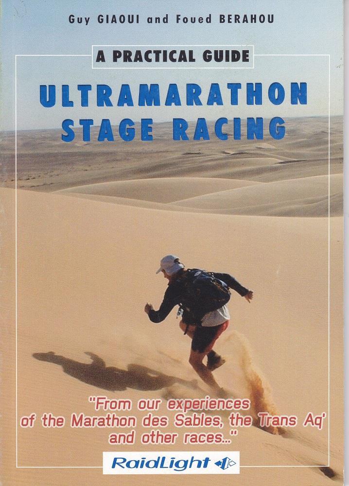 Raidlight Etaplı Ultra Maratona Giriş Kitap İngilizce RDLLIB001X1