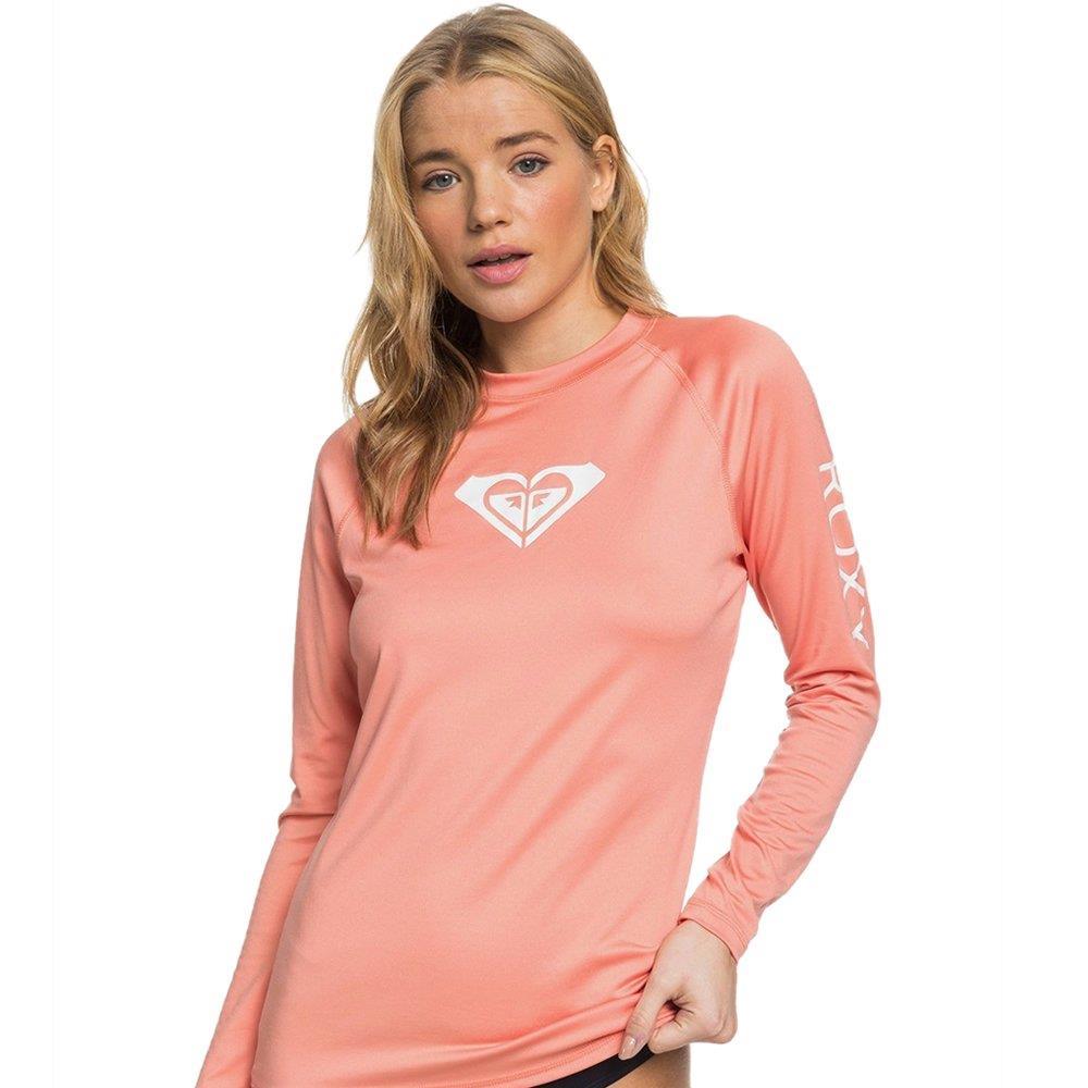 Roxy Wholehearted Ls J Sfsh Mkz0 Lycra Qkerjwr03221-Mkz0