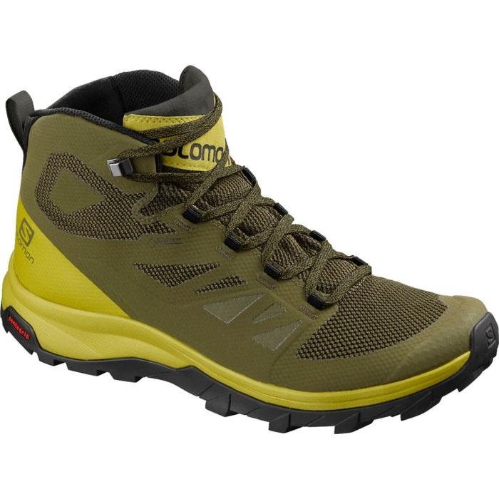 Salomon OUTline Mid Goretex  Ayakkabı